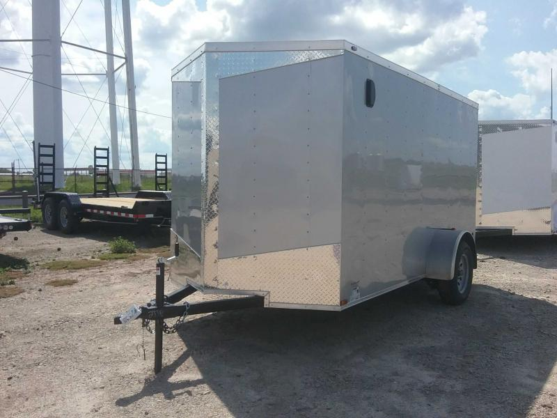 2021 Prime Trailer Manufacturing CT6X12SAPRIME Enclosed Cargo Trailer