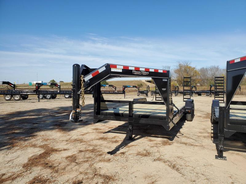 2021 Friesen Trailers EQX148322 Equipment Trailer