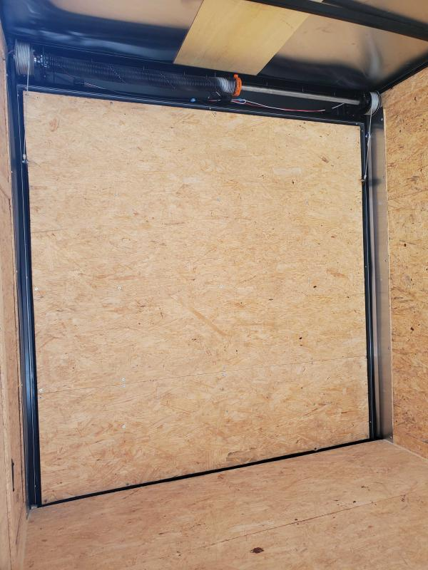 2022 Look Trailers LSCBC6.0X10S12FF Enclosed Cargo Trailer