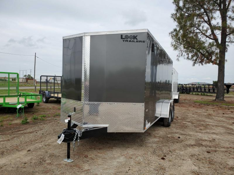 2022 Look Trailers LSCBC7.0X16TE2FF Enclosed Cargo Trailer