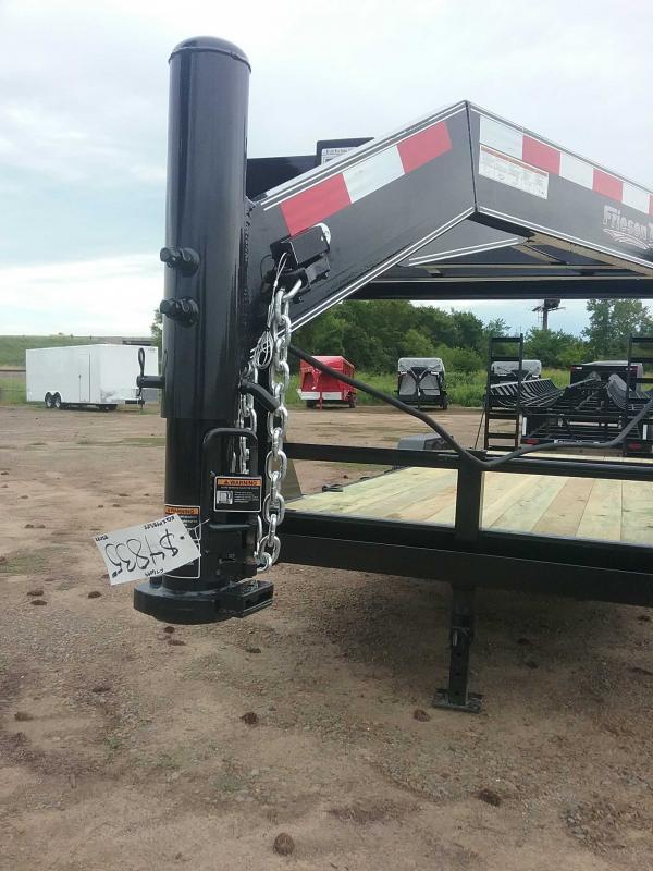 2020 Friesen Trailers EQX148322 Equipment Trailer