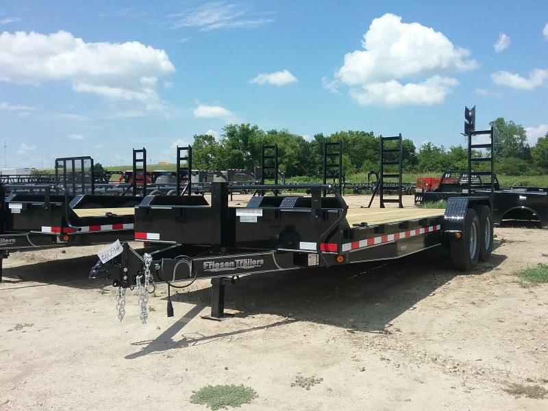 2020 Friesen Trailers EQX148320 Equipment Trailer