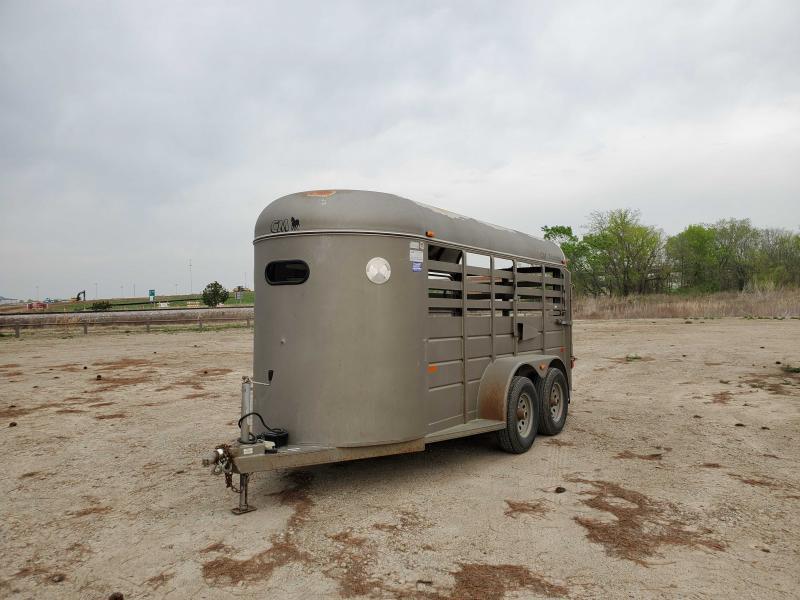 2007 CM TRAILERUSEDINVENTORY Livestock Trailer