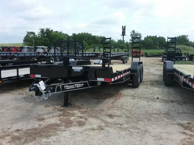 2020 Friesen Trailers EQX148318 Equipment Trailer