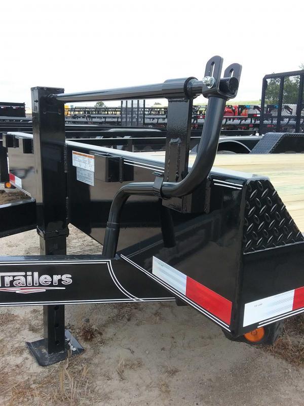 2020 Friesen Trailers EQX148318 Equipment Trailer