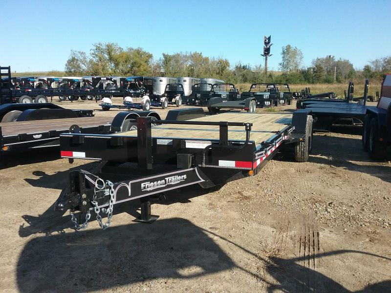 2020 Friesen Trailers GT148322 Equipment Trailer