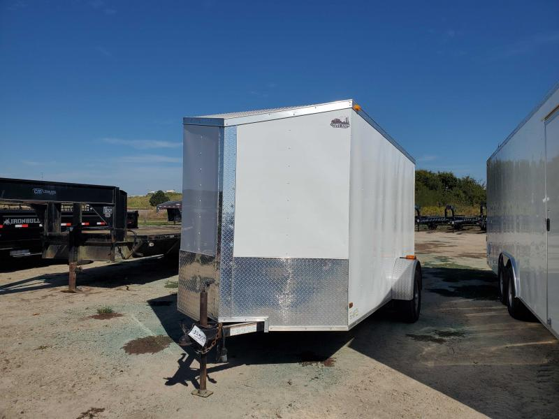 2016 Covered Wagon Trailers TRAILERUSEDINVENTORY Enclosed Cargo Trailer