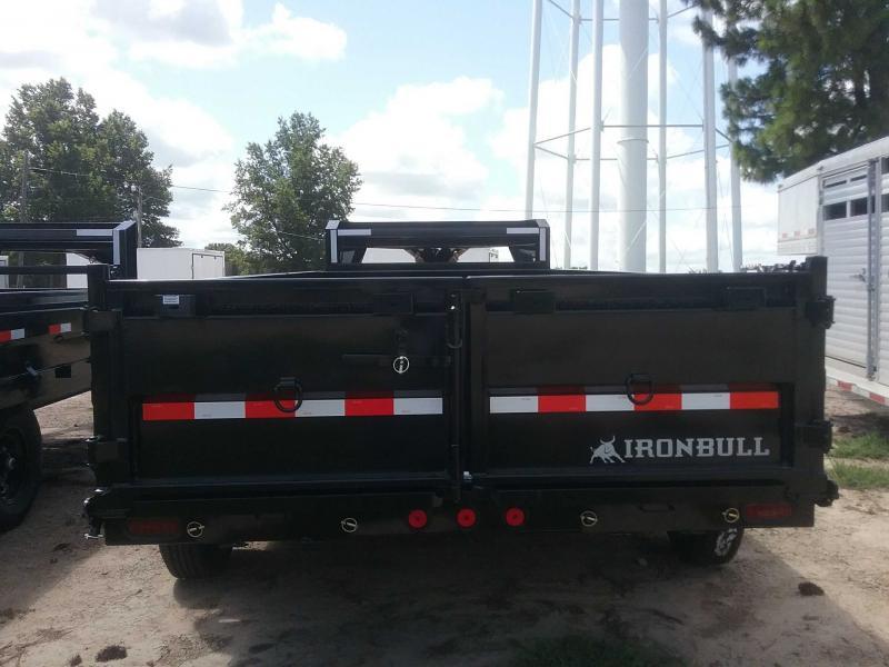 2020 Iron Bull DTG8316072 Dump Trailer