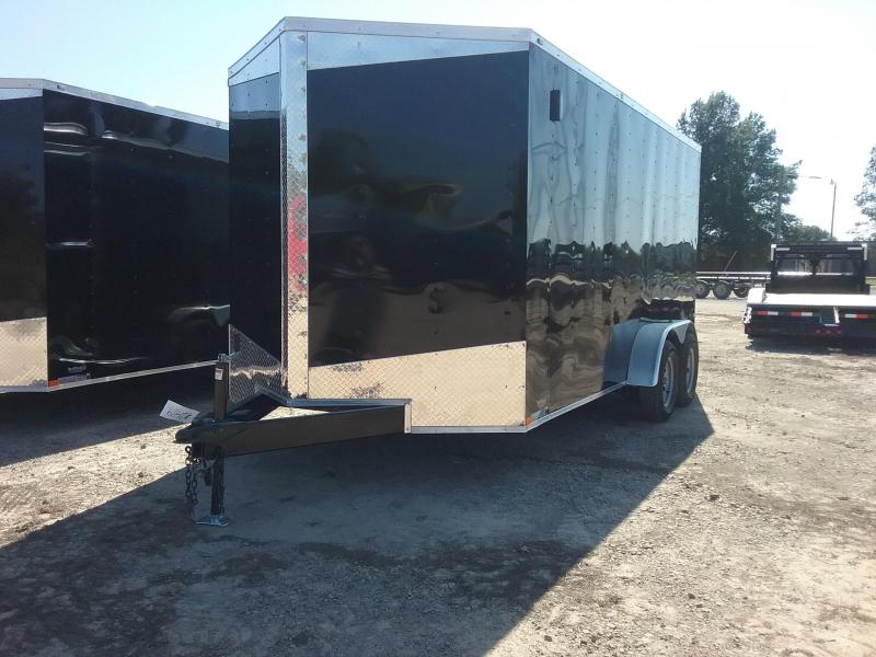 2020 Prime Trailer Manufacturing CT7X16TAPRIME Enclosed Cargo Trailer