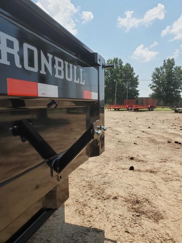 2021 Iron Bull DLB8314072 Dump Trailer
