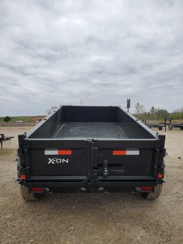 2021 X-On DTB6010 Dump Trailer