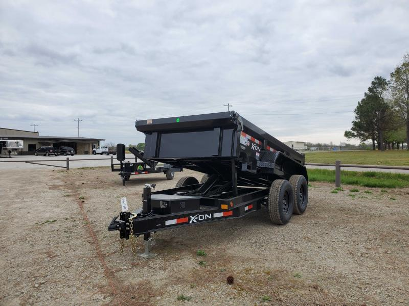 2021 X-On DTB6010 Dump Trailer