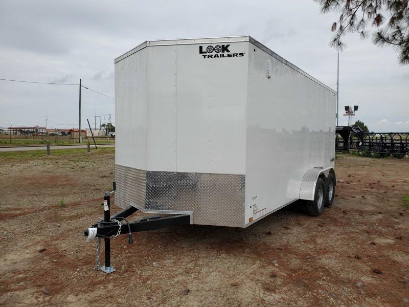 2022 Look Trailers LSCBA7.0X16TE2FE Enclosed Cargo Trailer
