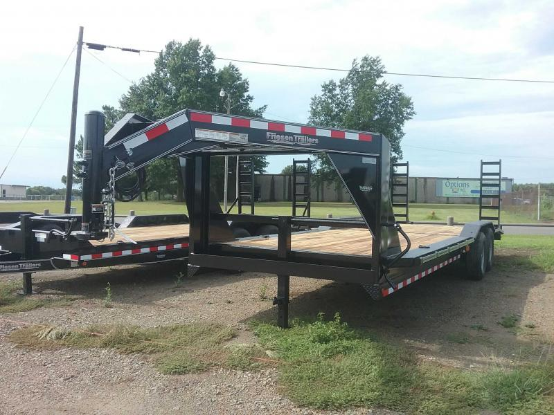 2020 Friesen Trailers EQX148324 Equipment Trailer