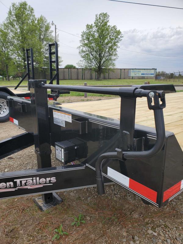 2021 Friesen Trailers EQX148318 Equipment Trailer