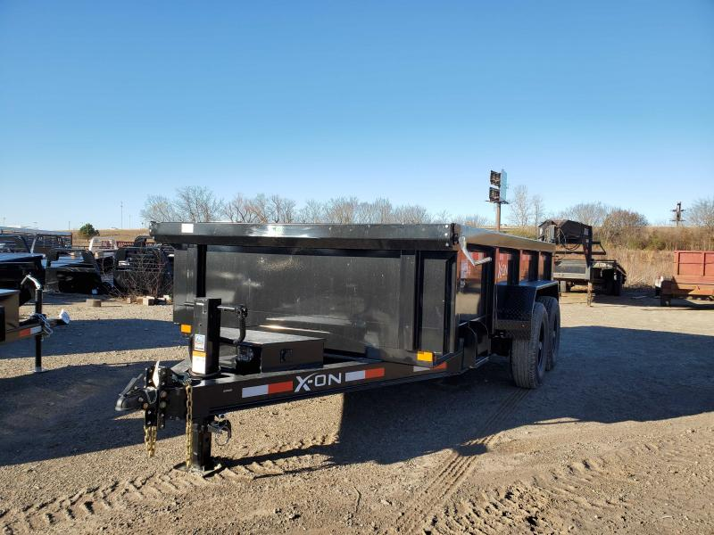 2021 X-On DTB8314072 Dump Trailer