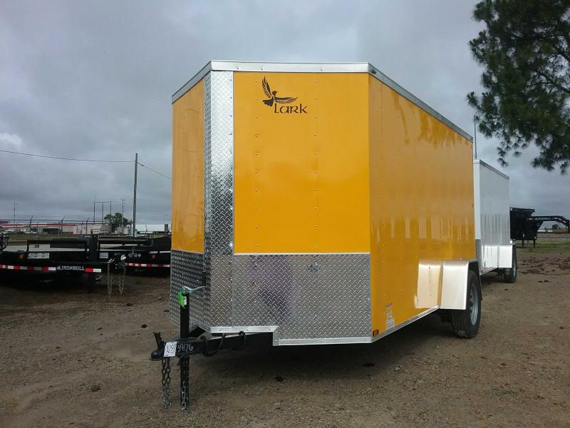 2020 Lark CT6X12SA Enclosed Cargo Trailer