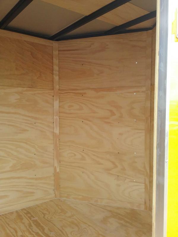 2020 Lark CT6X12SA Enclosed Cargo Trailer
