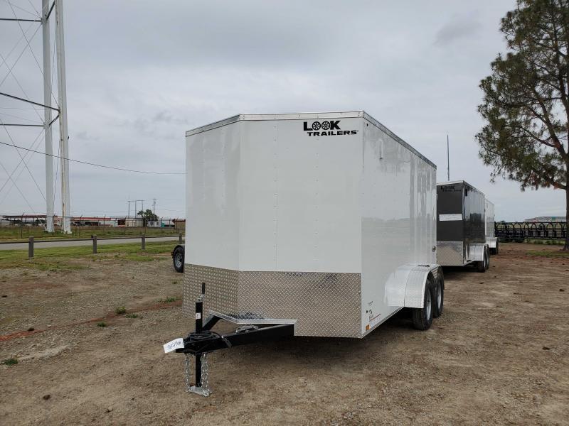 2022 Look Trailers LSCBA7.0X14TE2FE Enclosed Cargo Trailer
