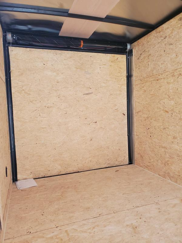 2022 Look Trailers LSCBC6.0X12SI12FF Enclosed Cargo Trailer