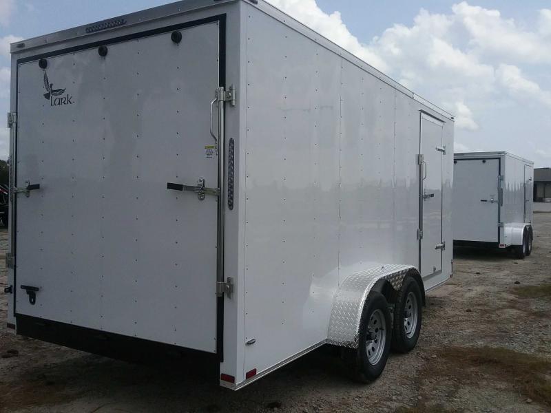 2021 Lark CT7X16TA Enclosed Cargo Trailer