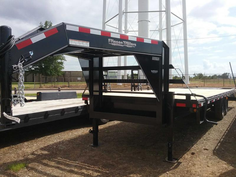 2020 Friesen Trailers GND1410225 Flatbed Trailer