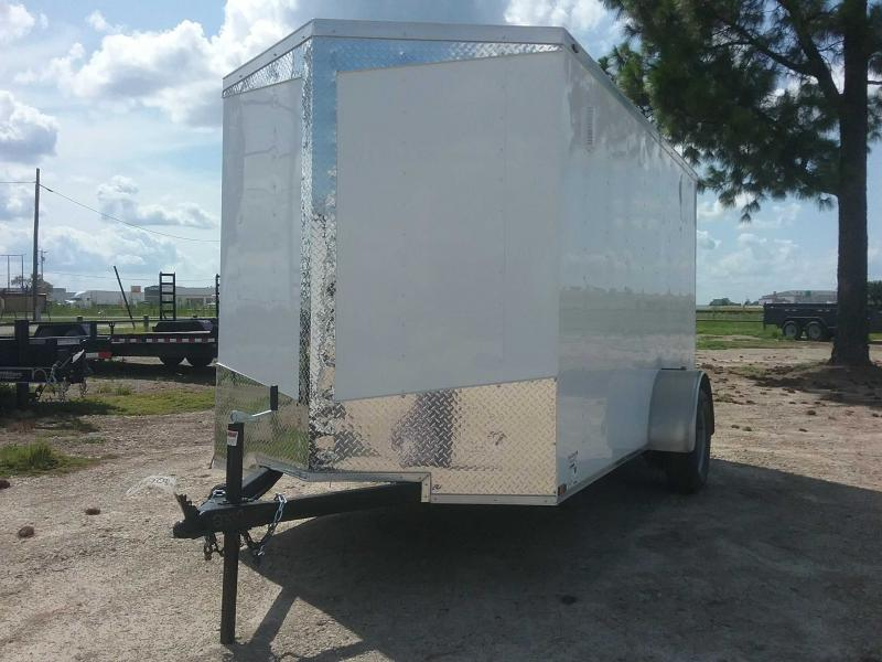 2021 Prime Trailer Manufacturing CT6X12SA Enclosed Cargo Trailer