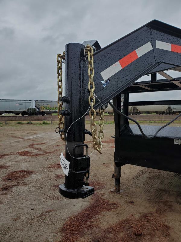 2021 Iron Bull ETG0232073 Equipment Trailer