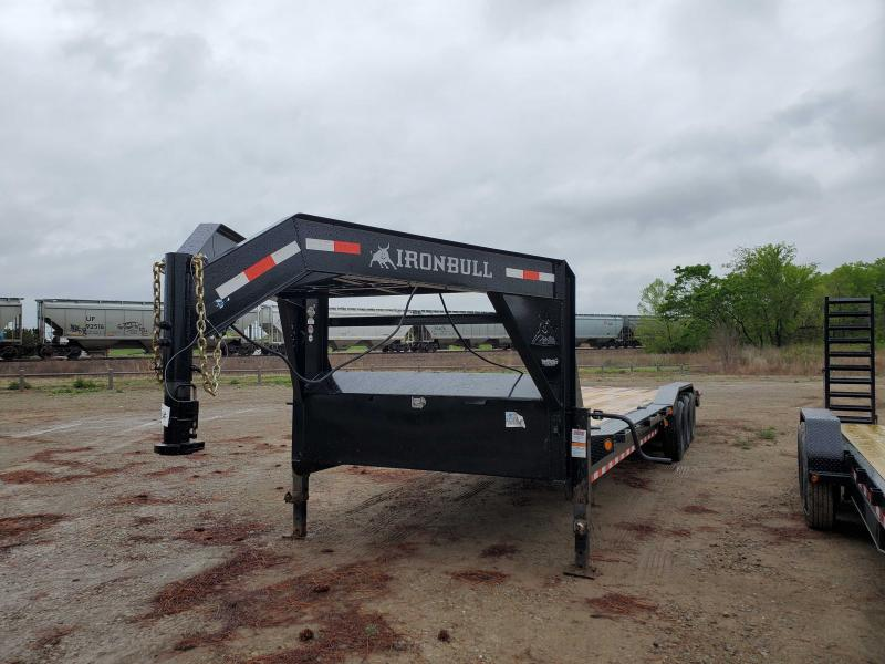 2021 Iron Bull ETG0232073 Equipment Trailer
