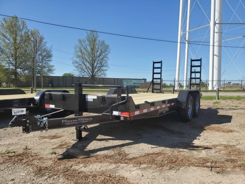 2021 Friesen Trailers EQX148318 Equipment Trailer