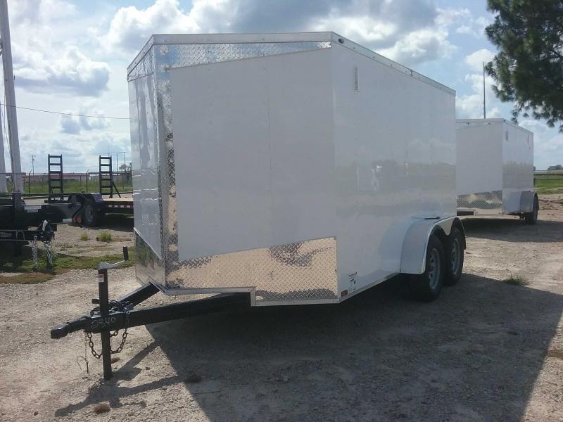 2021 Prime Trailer Manufacturing CT7X12TAPRIME Enclosed Cargo Trailer