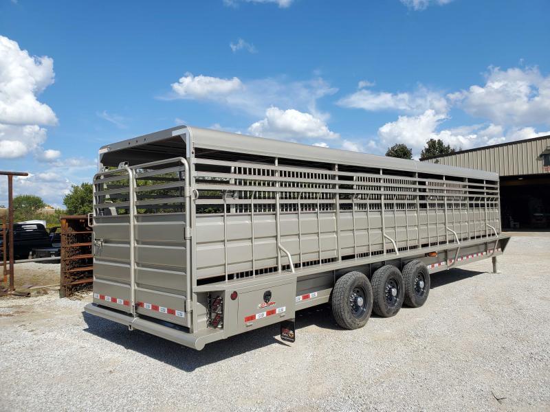 2021 GR Trailers STH6832W20LNRGS Livestock Trailer