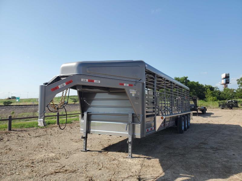 2021 GR Trailers STH6828W20LNR Livestock Trailer