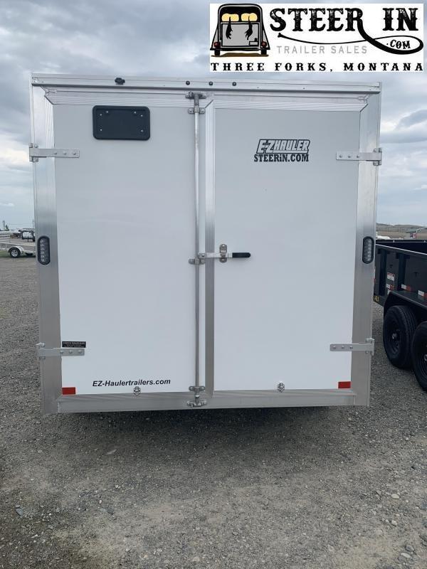 2021 EZ Hauler 7.5X14 Enclosed Cargo Trailer