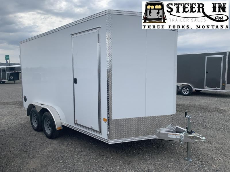 2021 EZ Hauler 7.5X14 Enclosed Cargo Trailer