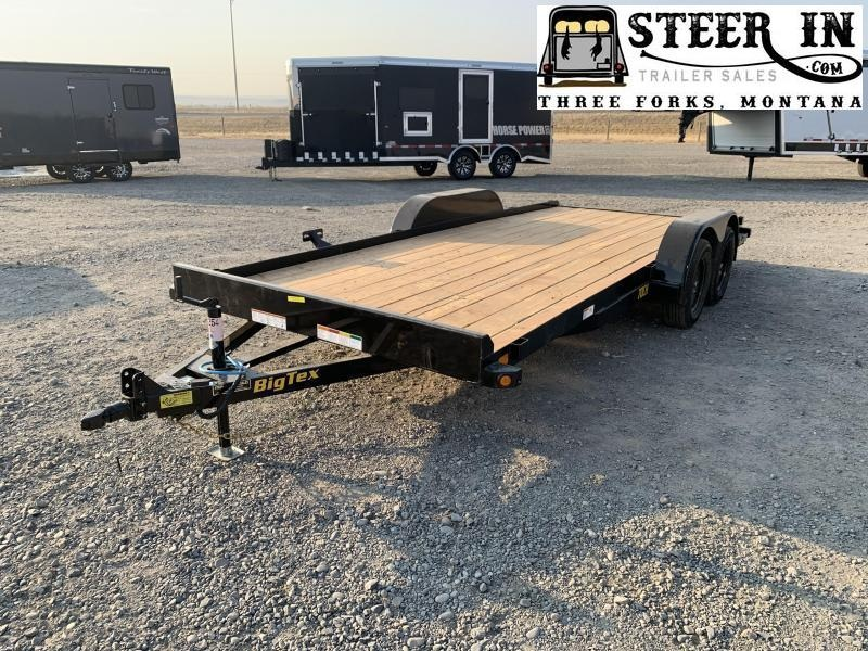 2021 Big Tex 70CH 18' Car Hauler