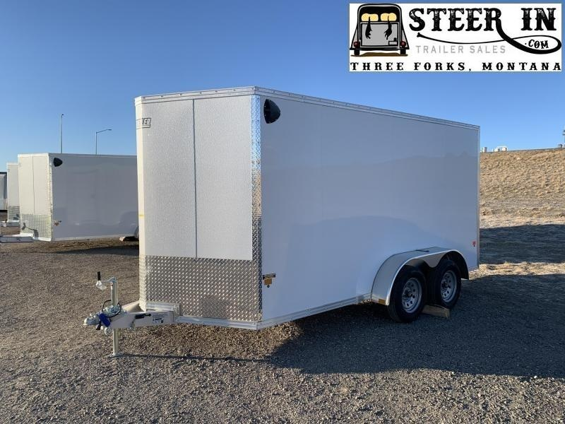 2021 EZ Hauler 7X14' Enclosed Cargo Trailer