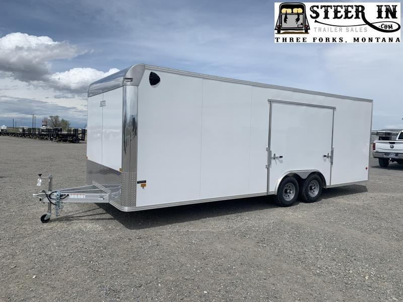 2021 EZ Hauler 8x24' Advantage Car Hauler