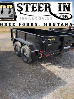 2021 Big Tex 70SR 5X10' Dump Trailer