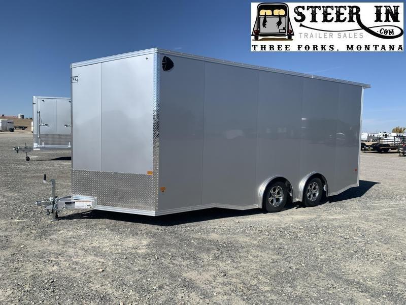 2021 EZ Hauler 8 5X18 Enclosed Cargo Trailer