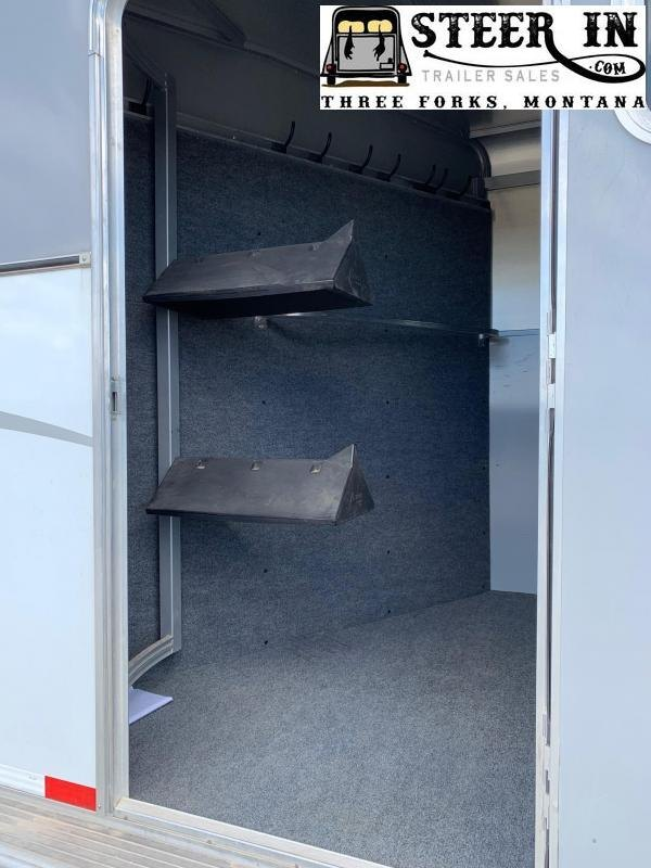 2015 Charmac 2H GN Outlaw Horse Trailer