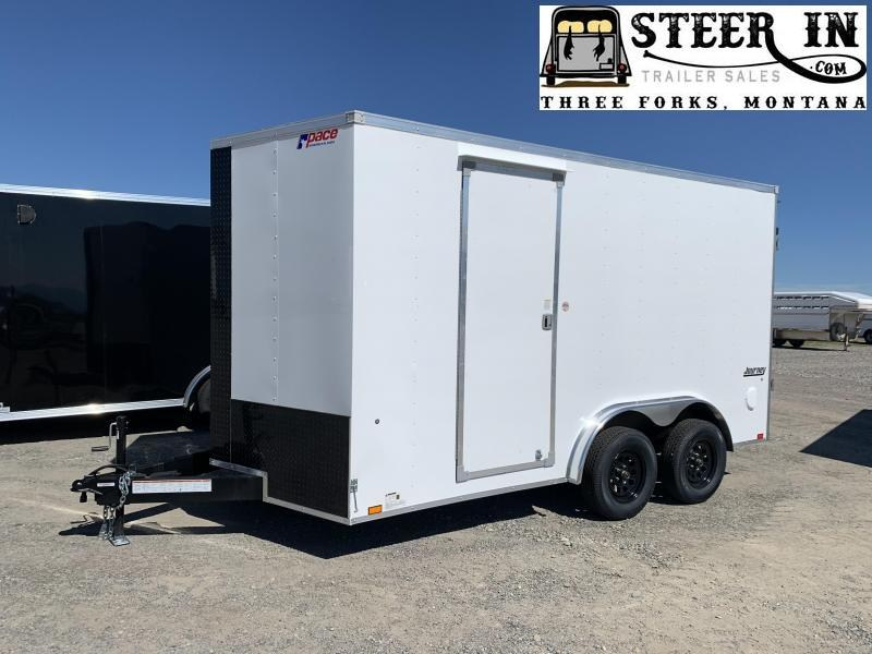 2021 Pace Journey 7.5x14 Enclosed Cargo Trailer
