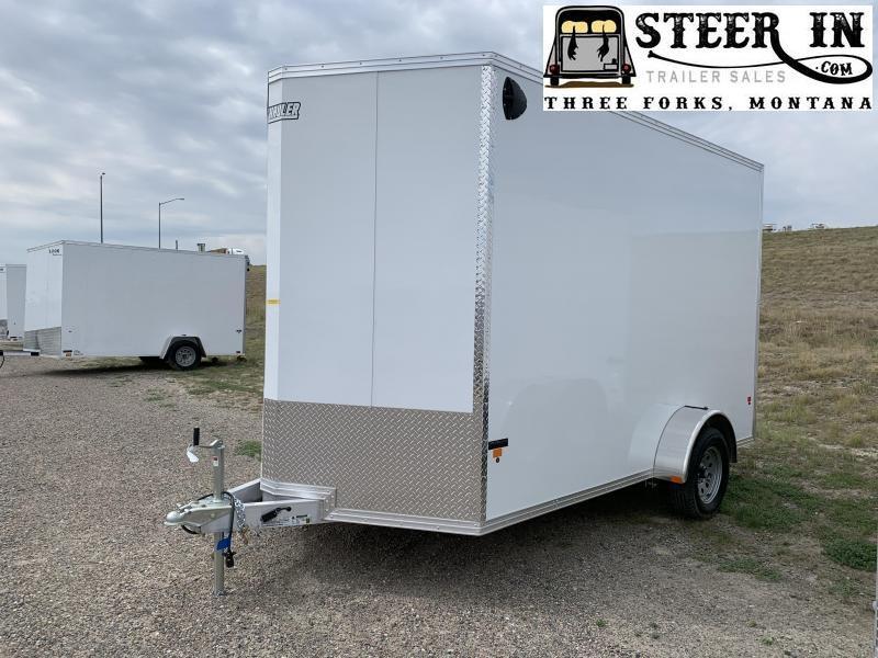 2020 EZ Hauler 7x12' Enclosed Cargo Trailer