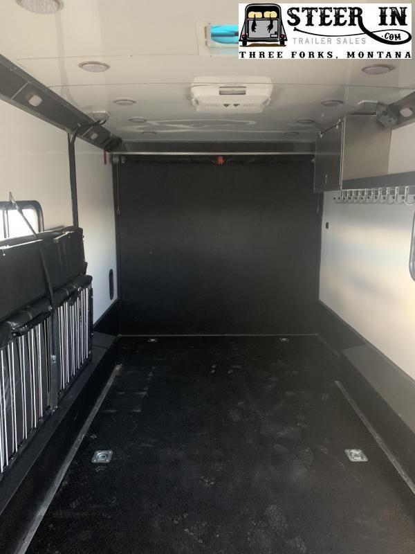 2018 Logan Coach Ultimate Sport Hauler Enclosed Cargo Trailer