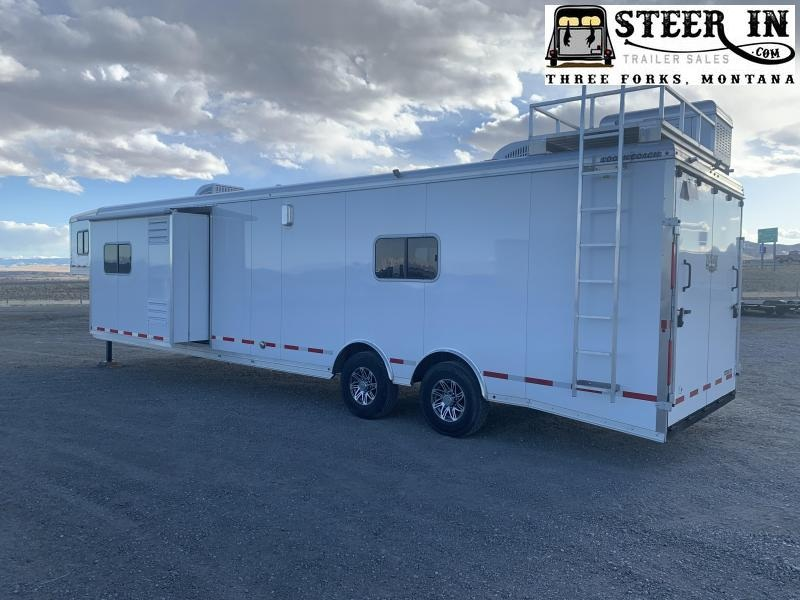2018 Logan Coach Ultimate Sport Hauler Enclosed Cargo Trailer