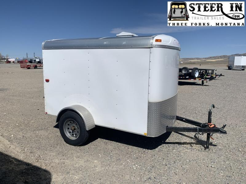 2013 Mirage 5 X 8 Enclosed Cargo Trailer