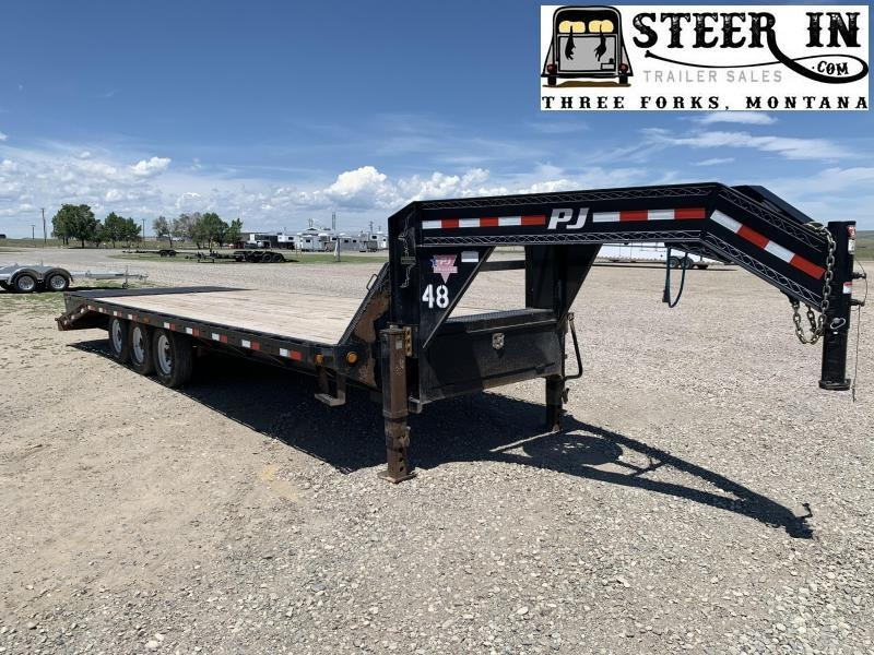 2016 PJ Trailers 26'  Flatbed Trailer