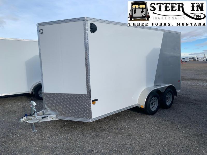 2021 EZ Hauler 7X14' Enclosed Cargo Trailer