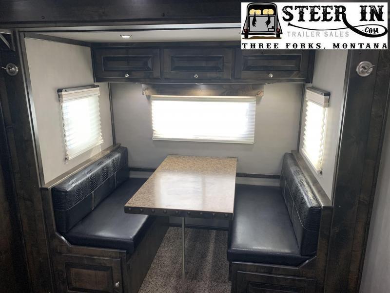 2019 Logan 14' LQ x 16' Garage Ultimate Sport Hauler