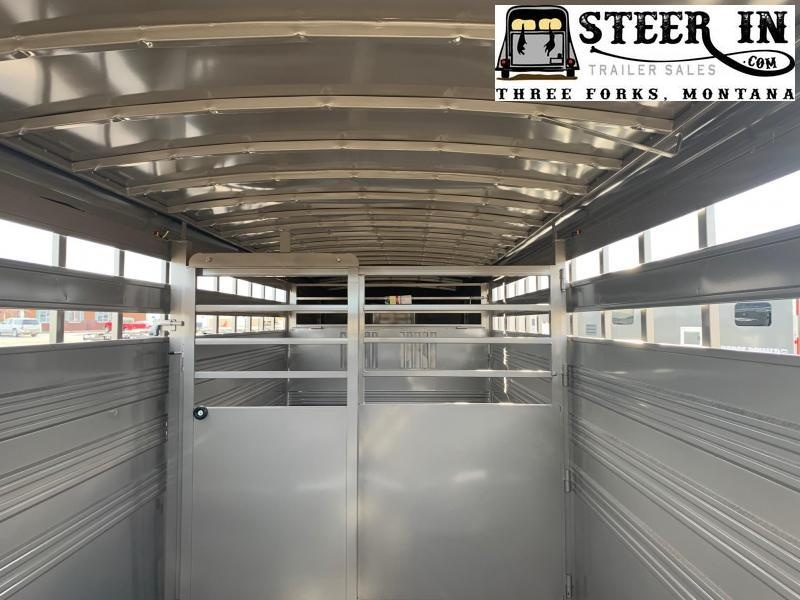 2021 Titan 20' Standard Stock Trailer
